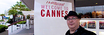 Mr.Q attends CANNES Film Festival ( France )