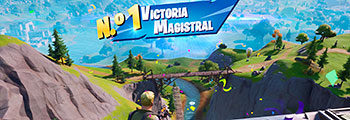 1st. Victory Royale · FORTNITE